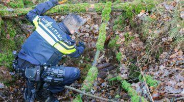 Explosieven gevonden Meijel/Heibloem