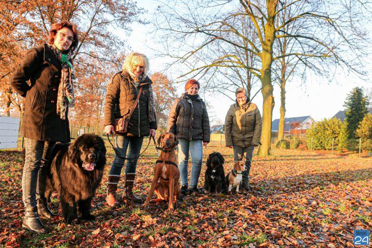 Hondenspeelveld Meijel initiatiefnemers
